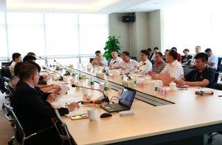 前后舱协同空地互联研讨会在东海航空基地举行