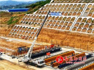 安康机场迁建工程快速干道项目