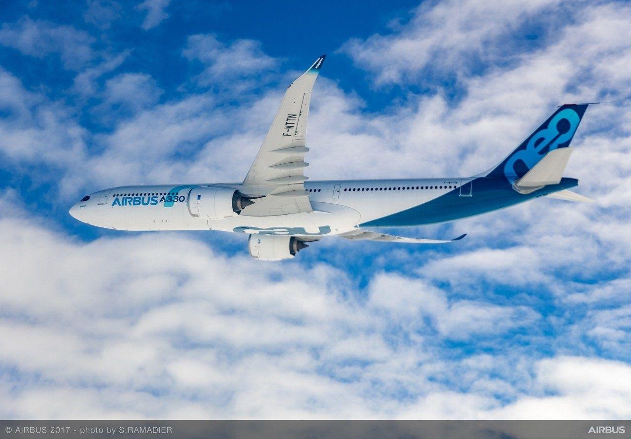 民航早报:空客将为达美A330neo装29个迷你套间