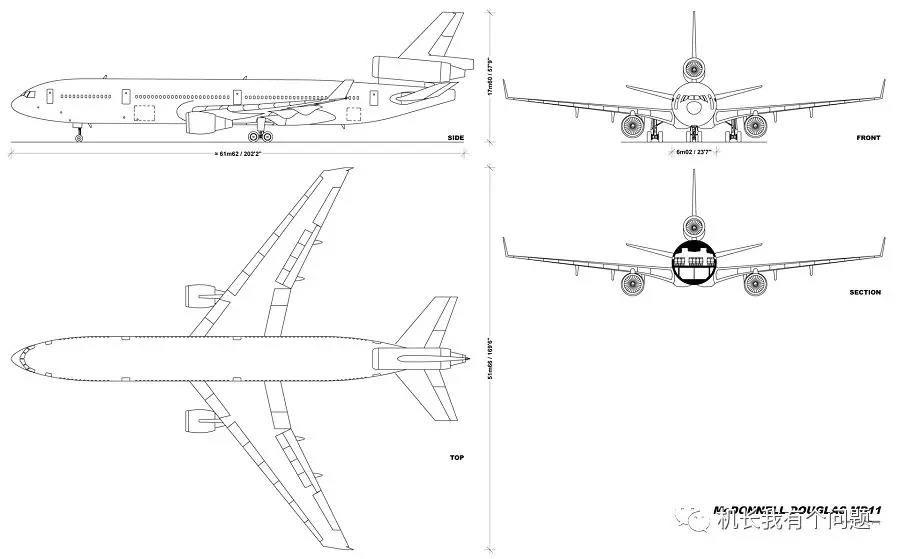 MD11机型