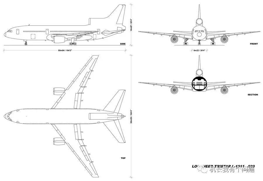 L-1011机型
