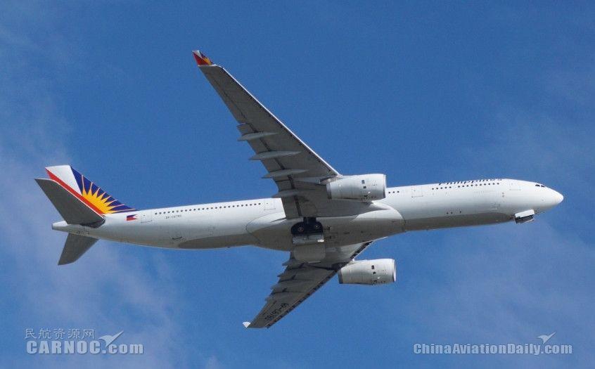 市場周報:菲航欲開多條直飛中國二線城市航線