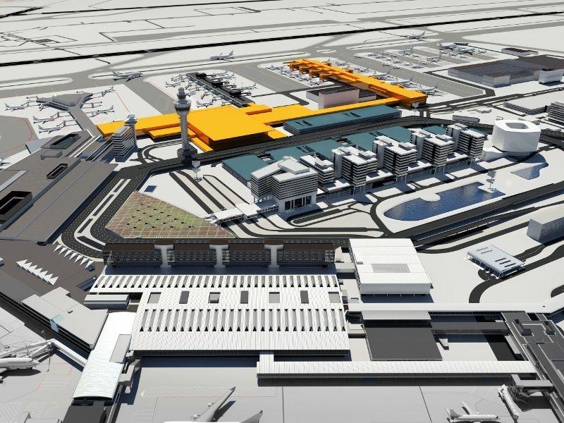 改扩建浪潮来袭 盘点欧洲面积最大的9座机场
