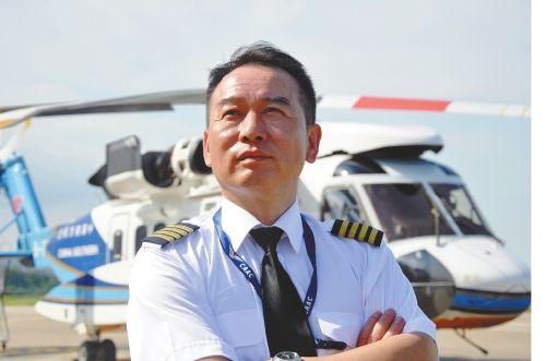 南航通航副总经理李富文:坚守通航的