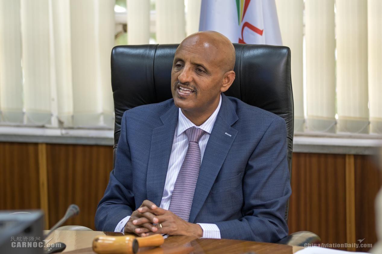 埃塞俄比亚航空复飞阿斯
