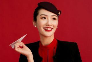 新装绽放熊猫之路 川航发布第七代空乘制服