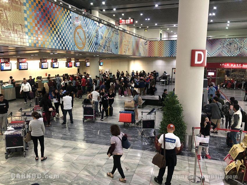 澳门机场7月客运创新高 破74万人次