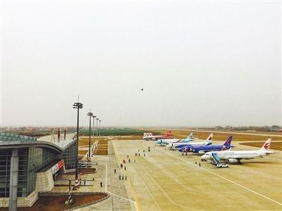邯郸机场改扩建工程加紧推进