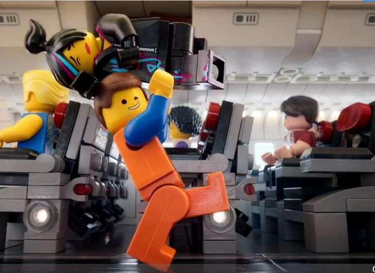 土耳其航空公司发布最新安全提示视频,《乐高大电影》系列的人物纷纷登场,花式讲解乘机安全要点