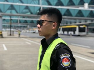 南昌机场安检:60℃下抒写责任与担当
