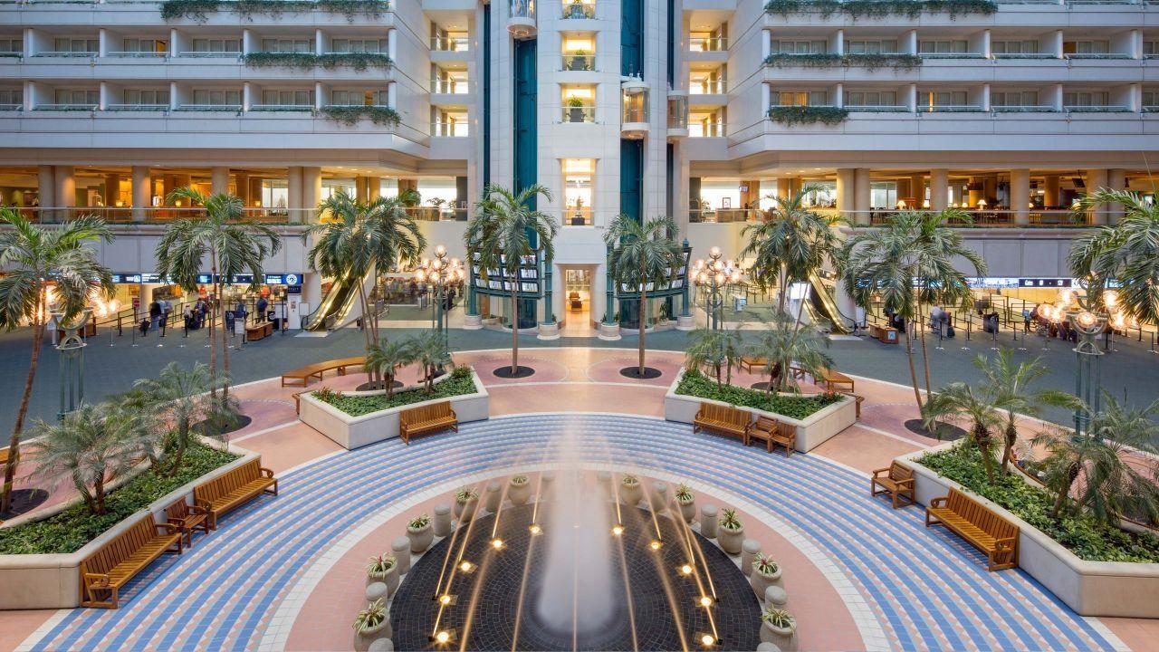 机场盈利新思路:酒店直达航站楼