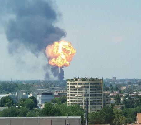 意大利博洛尼亚机场附近发生爆炸 伤亡不明