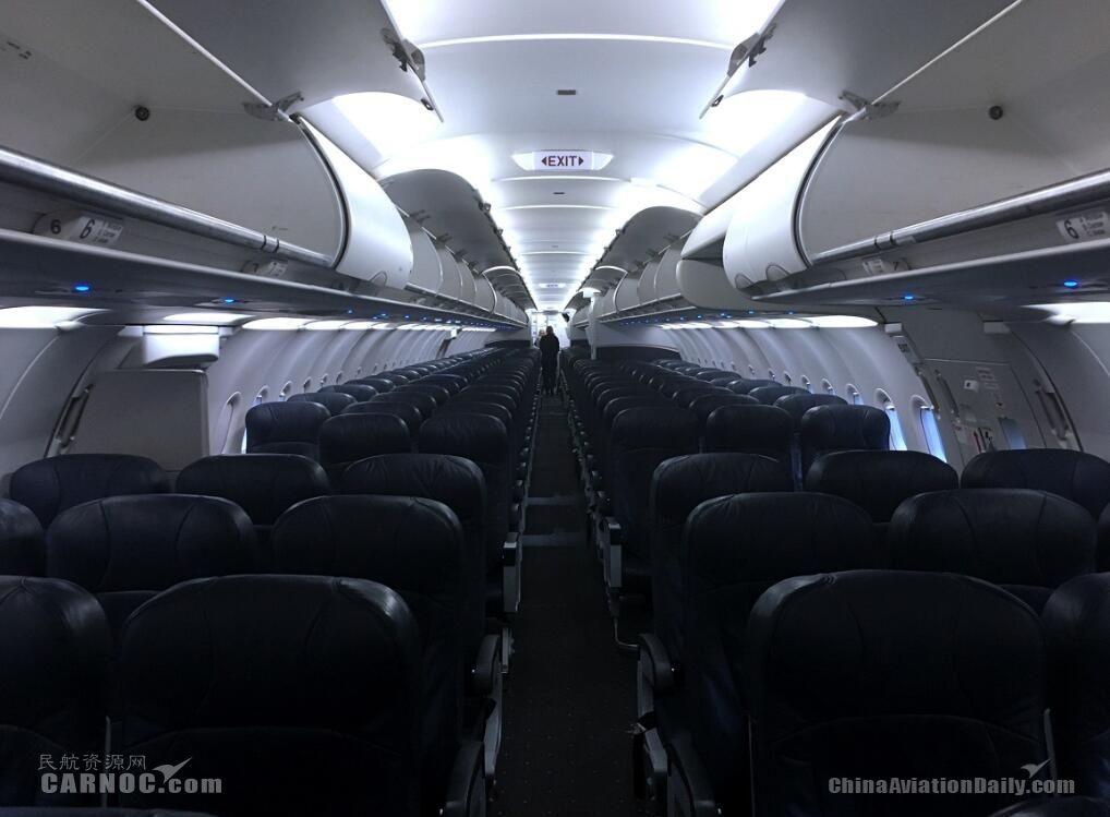 美航客机洗手间惊现死婴 相关部门调查中