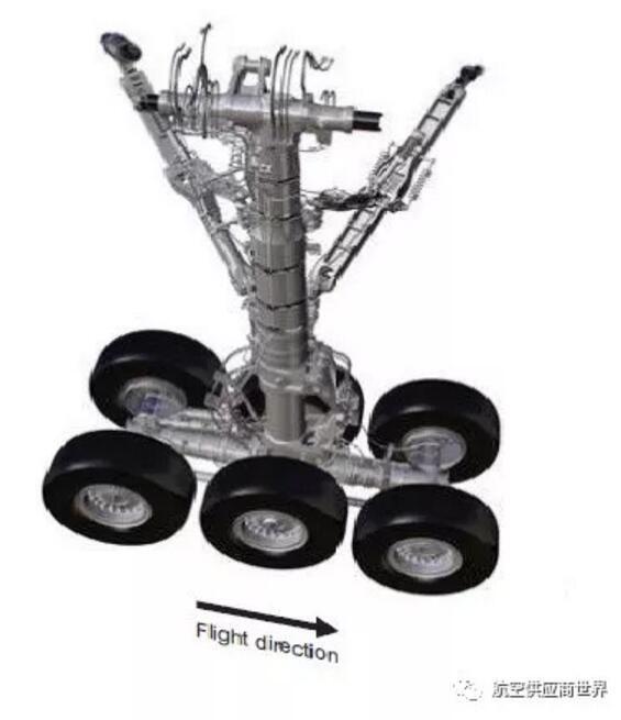 飞机腿谁造?细数CR929的可选起落架供应商