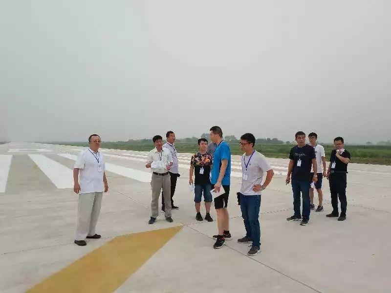 沧州中捷通用机场通过使用许可审定