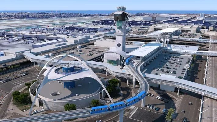 洛杉矶国际机场又有大动作啦!