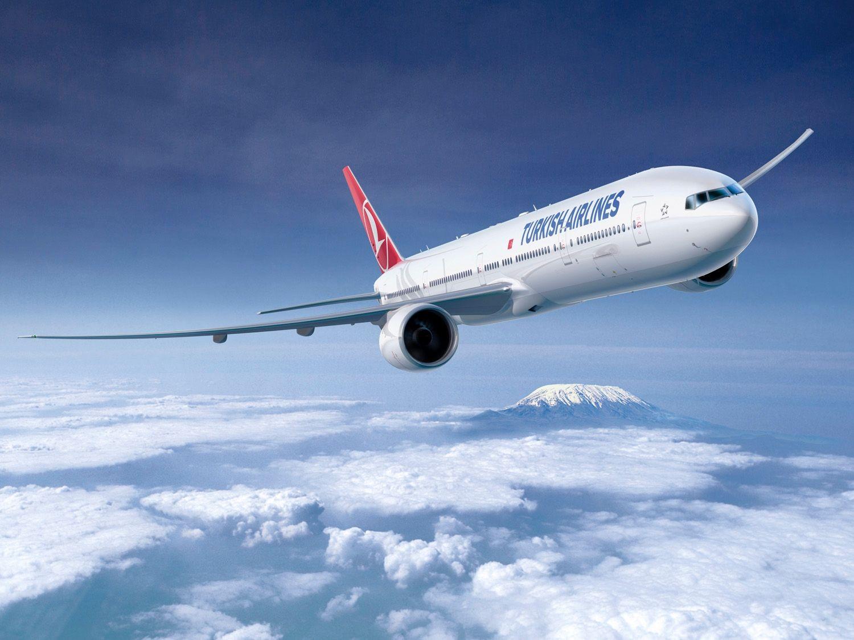 土耳其航空发布七月客运及货运业绩