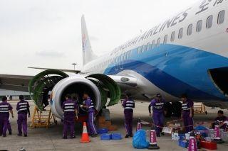 东海航空:机务人的数字