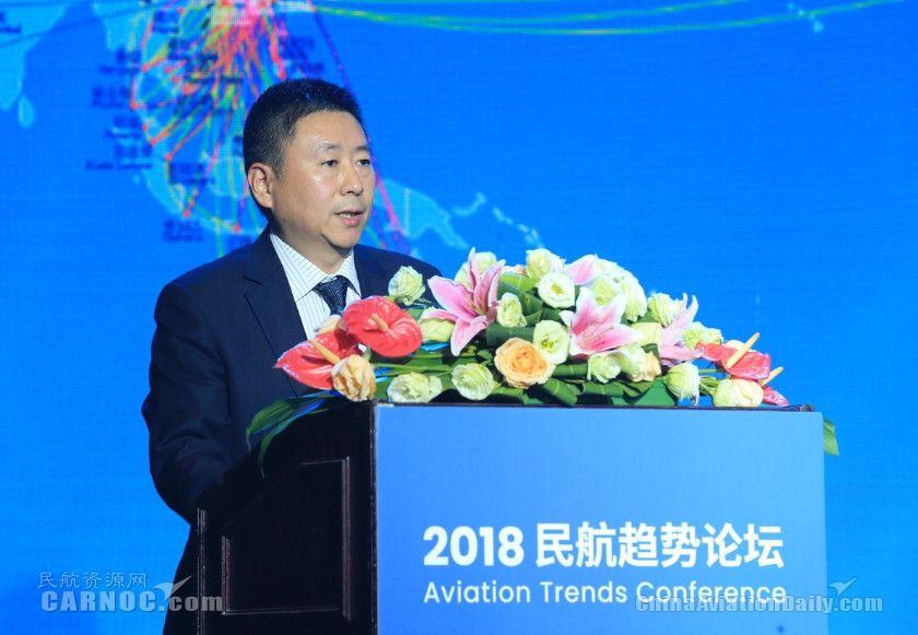 厦门航空服务质量委员会办公室主任兼地面服务保障部总经理陈劲松