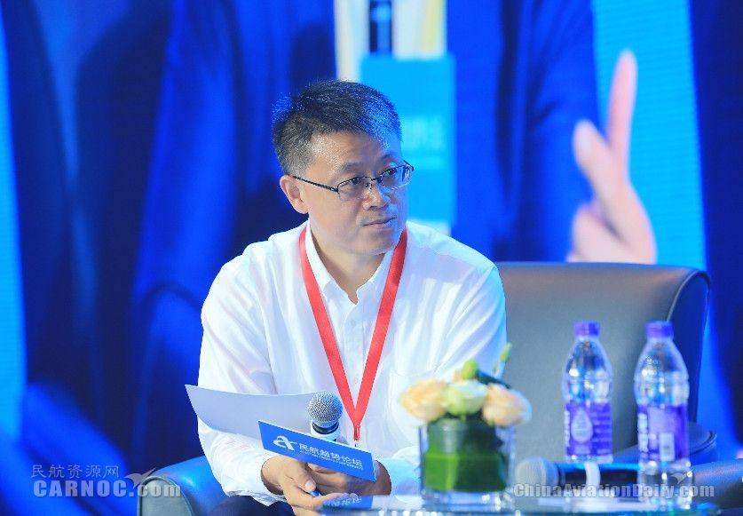 飞常准创始人兼首席执行官郑洪峰