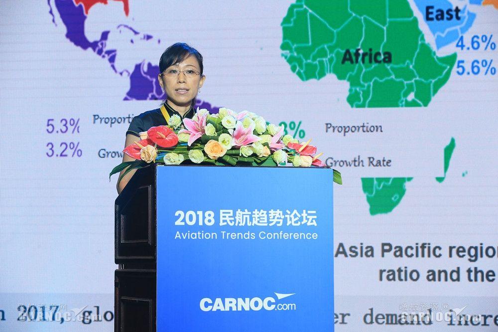 邵凤茹:构建枢纽发展良性竞争新格局
