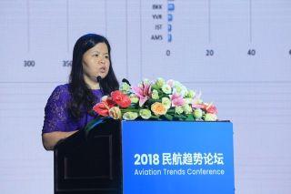 李艳伟:国际航空枢纽建设中的中转产品设计