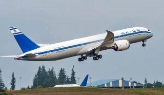 民航早报:以色列航空接收复古涂装波音787-9