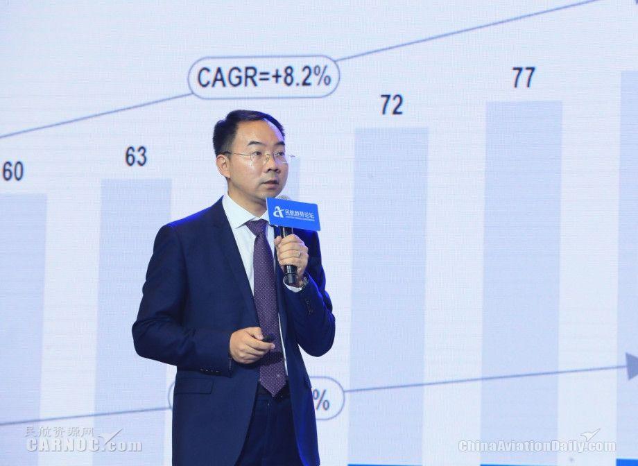 于占福:中国大型机场客流量如何充分变现?
