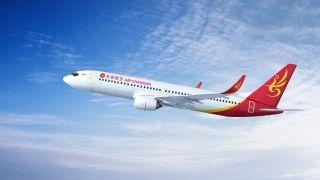 长安航空将于本月内引进第九架波音737-800