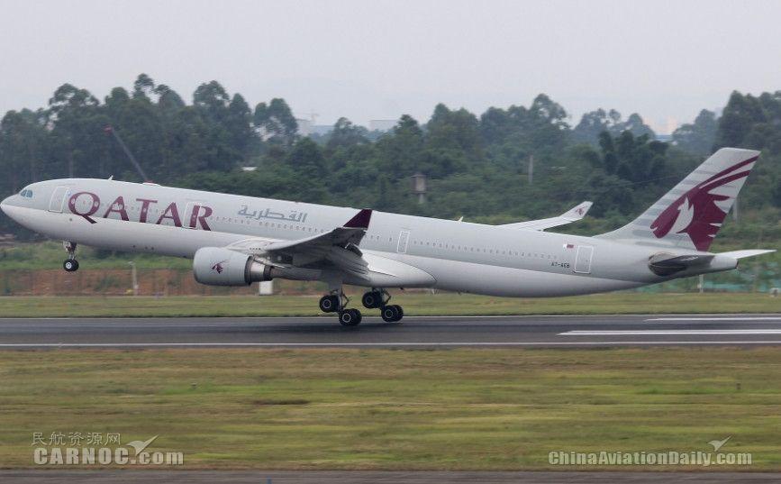 科技友好型航司榜单出炉!卡塔尔航空排名第一