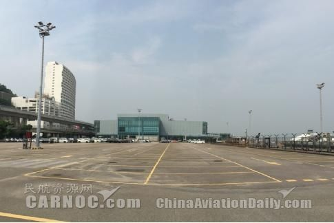 澳门机场客运大楼南面扩建设计及建造工程招标