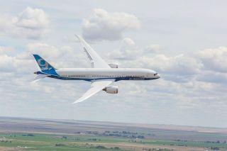 波音787进入中国五年 累计运载乘客超2200万人次