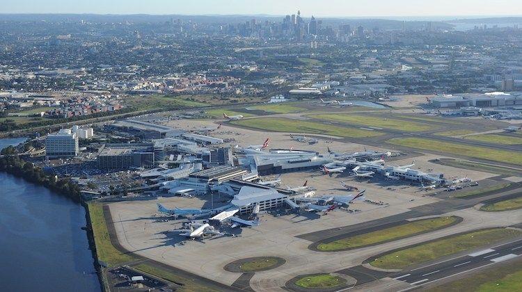 悉尼机场发布2039年规划草案
