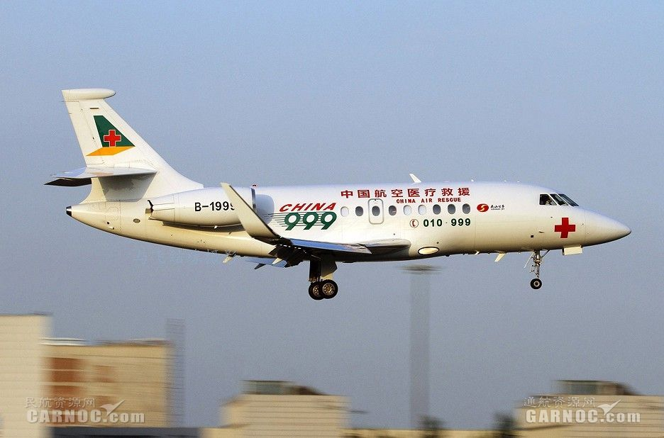 南山公务机再接收一架达索猎鹰2000LX托管飞机