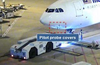 MH134航班事件调查报告公布:皮托管套未取下