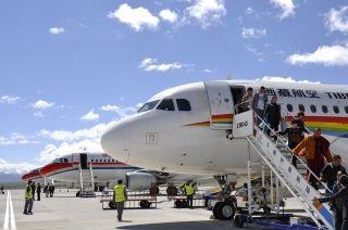 截止8月30日 玉树机场旅客吞吐量超20万人次