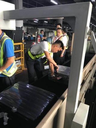 东航首都机场行李服务再升级