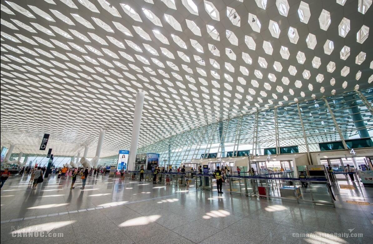 深圳将建机场东综合交通枢纽 拟新增两条高铁