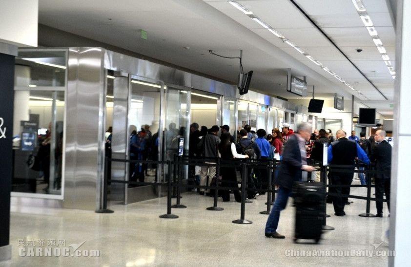 民航早報:TSA將使用更多3D掃描儀簡化安檢