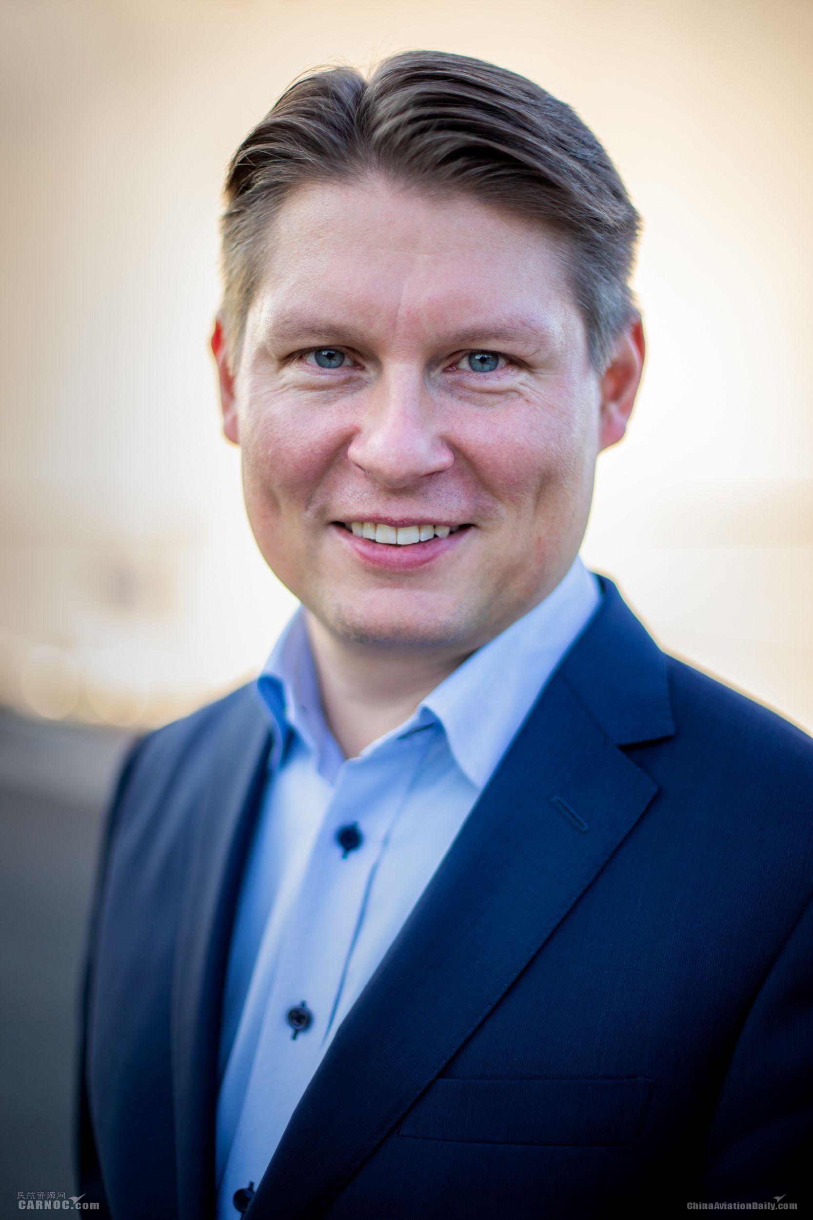 芬兰航空任命Topi Manner为新任首席执行官