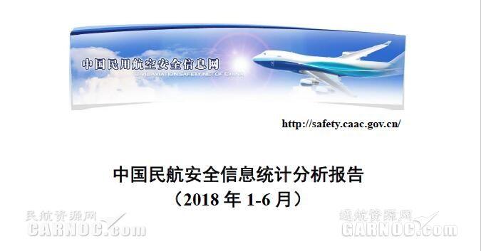 1-6月我国通航飞行小时数前十名运营单位公布