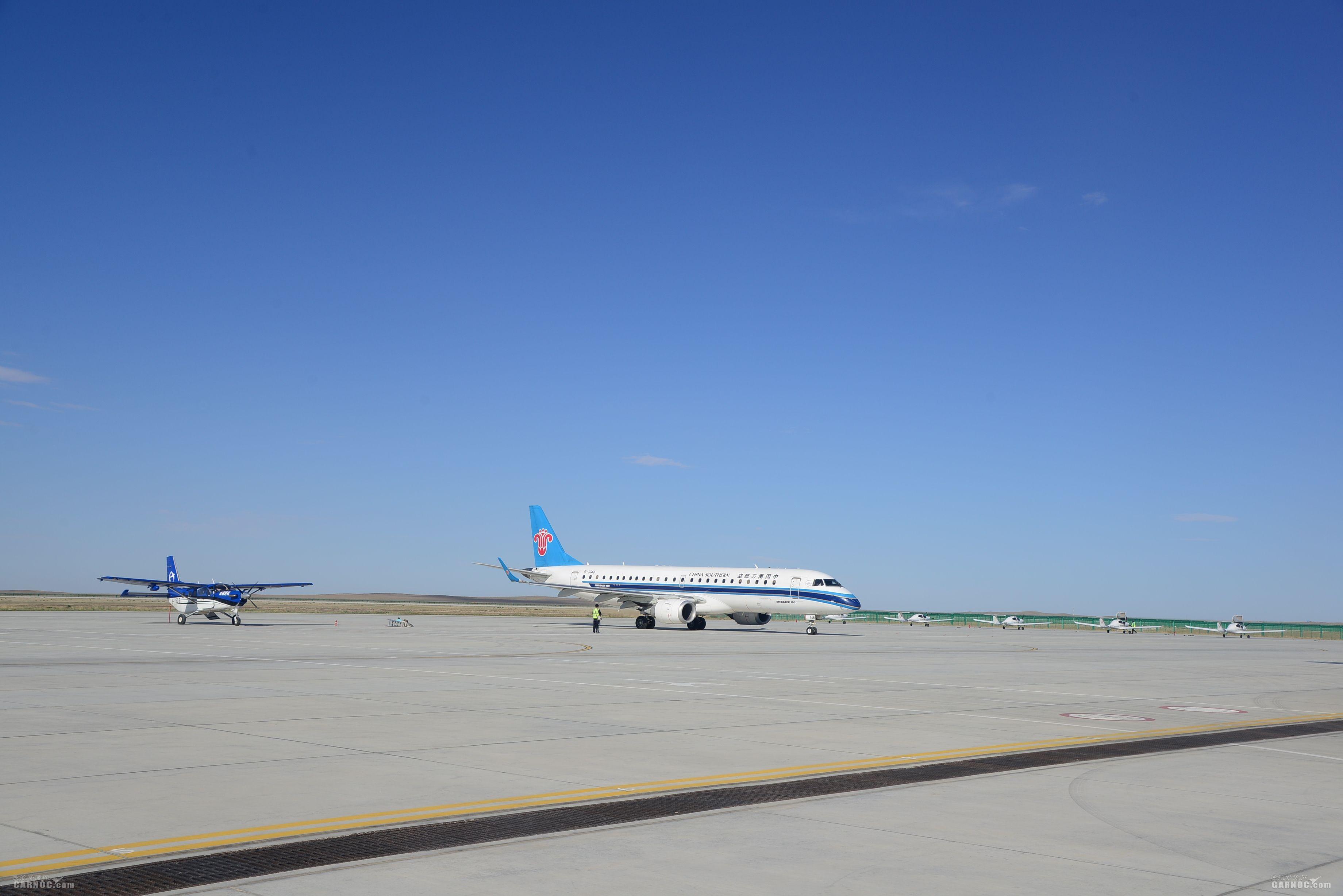 富蕴机场多措并举全力保障飞行安全