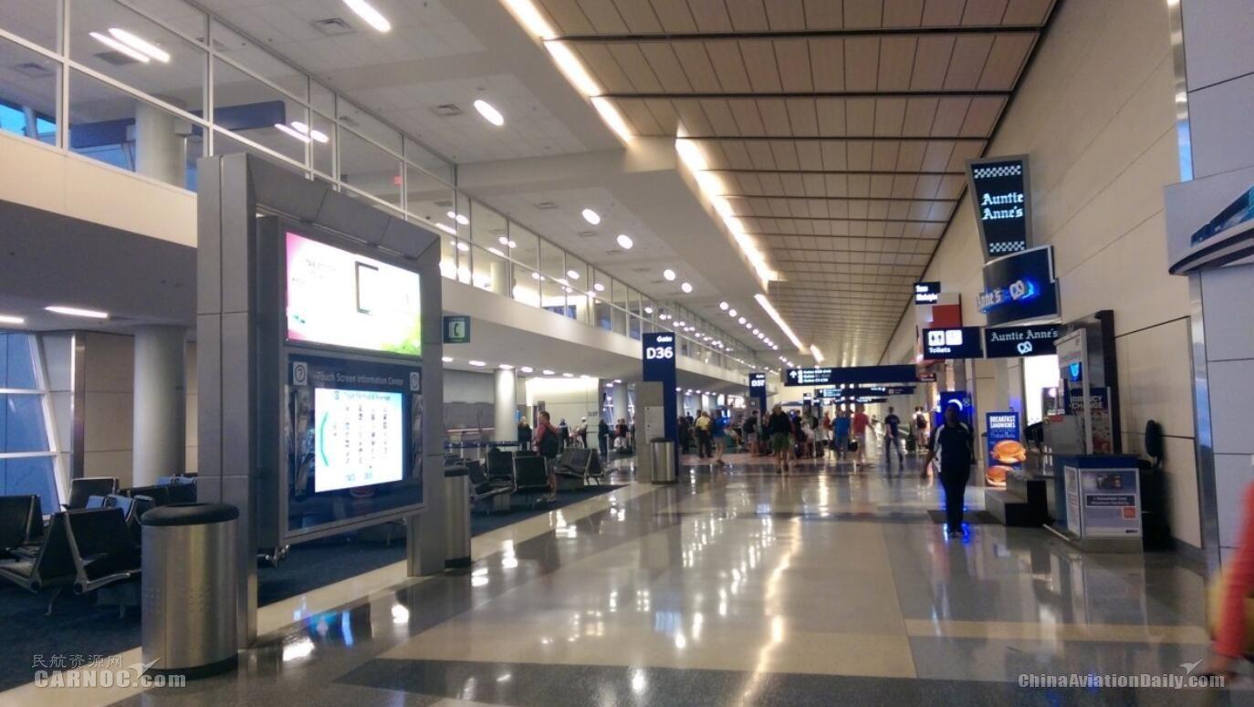 安检排队等多久?达拉斯机场或可提供实时更新