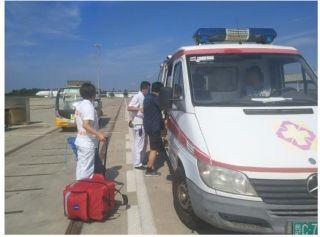 旅客机上突发心脏病 首都航空备降海口紧急救援