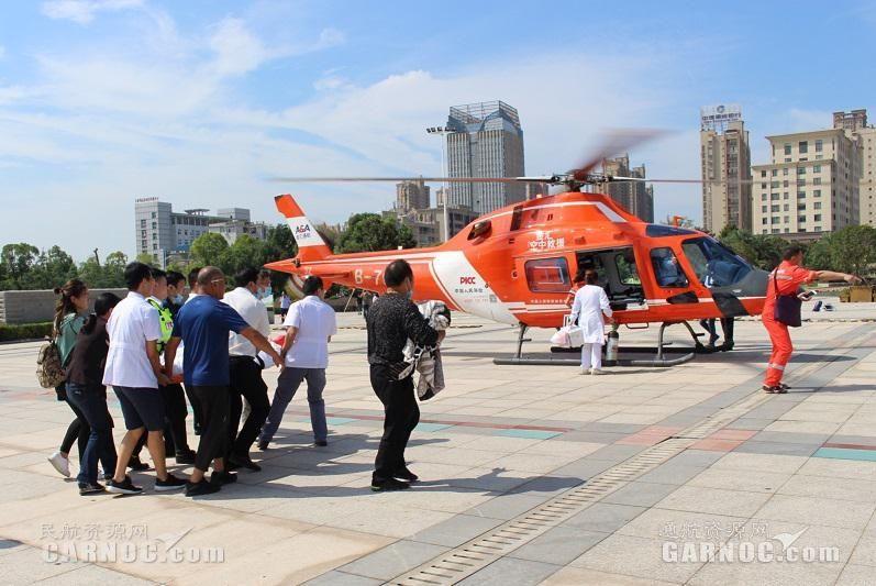 脑弥漫性出血! 直升机救援为生命赢得时间|新闻动态-飞翔通航(北京)服务有限责任公司