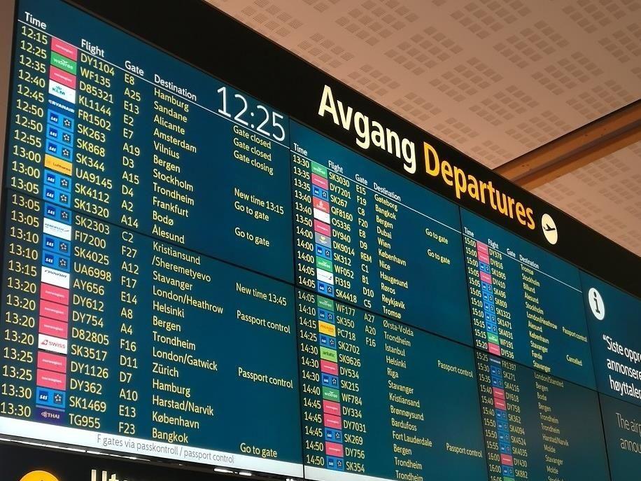 民航早报:英国公布高延误率航司名单