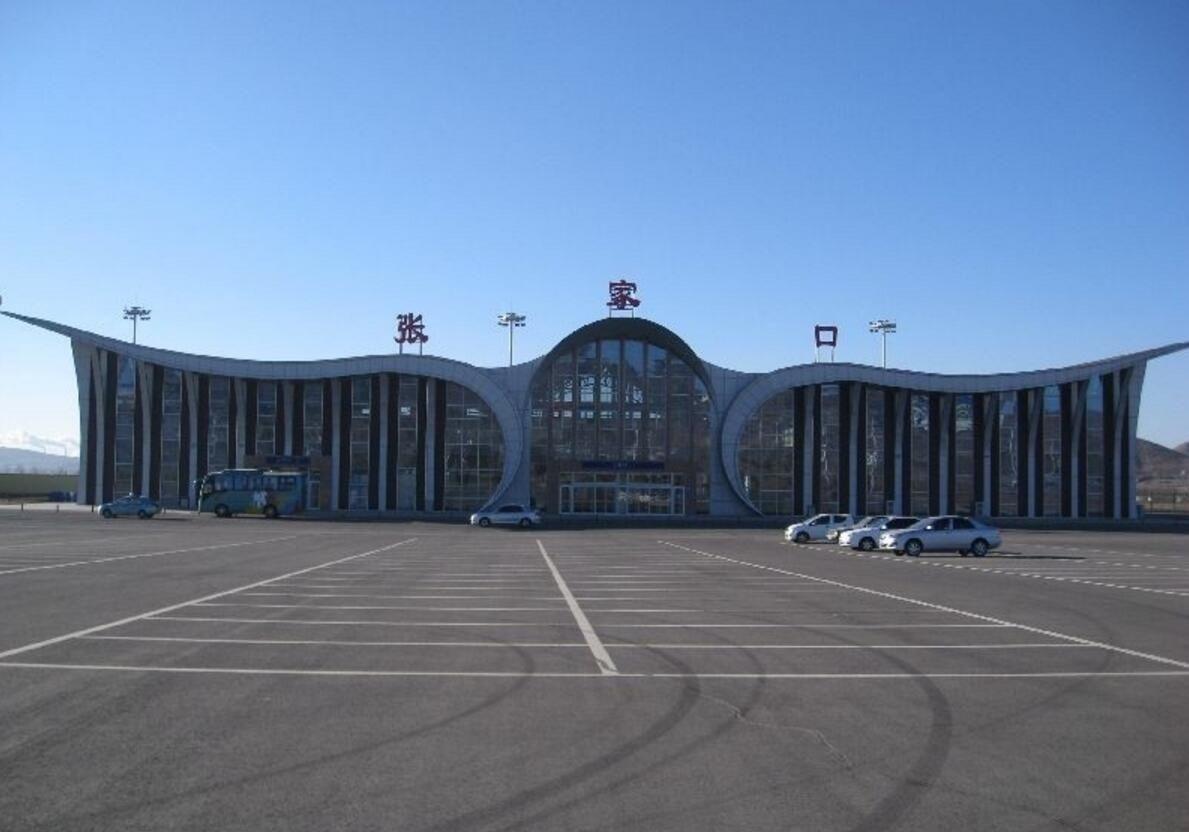 张家口机场扩建后,到底有多大?