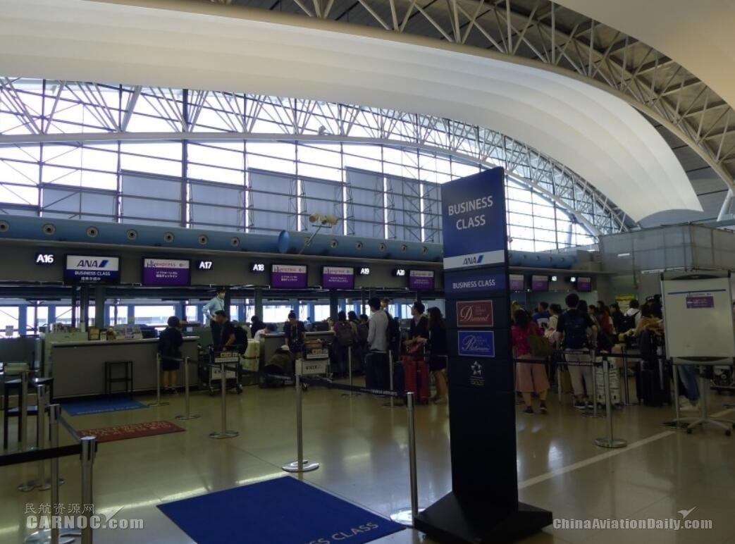 日本神戶機場延長運營時間 為關西機場分流航班
