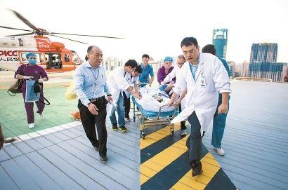 一周4起!上海航空医疗救援屡获成功