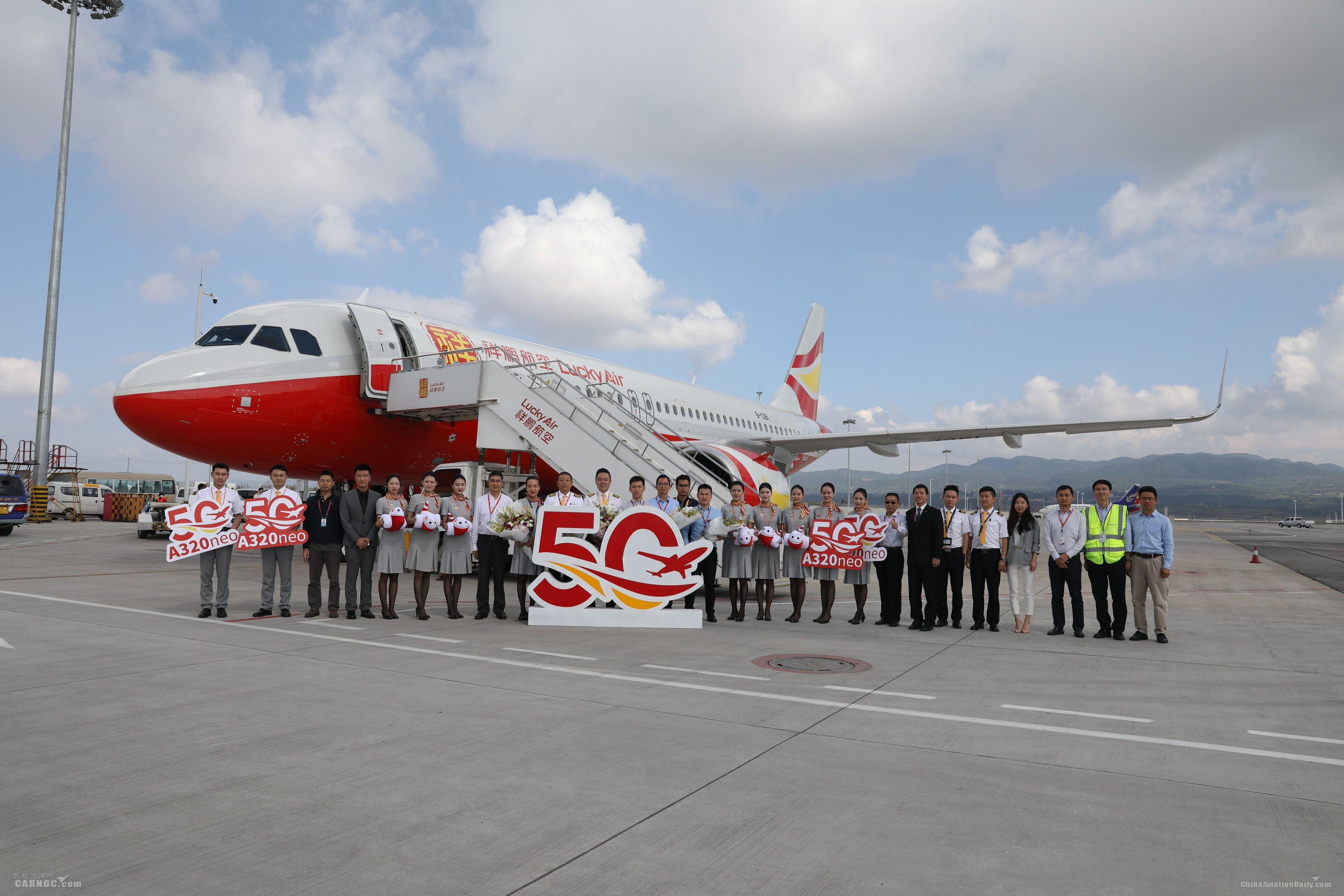 祥鹏航空引进A320neo 迈入中型航空公司行列